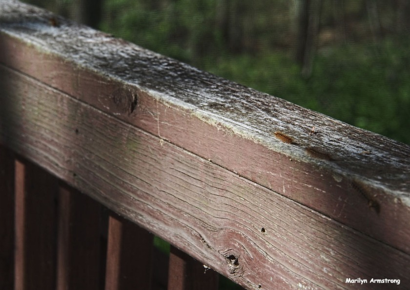 Just a simple railing
