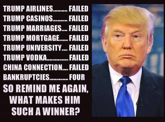 Trump-failure