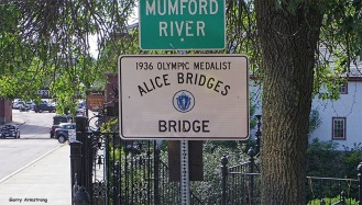 Photo: Garry Armstrong - The Alice Bridges Bridge is a personal favorite.