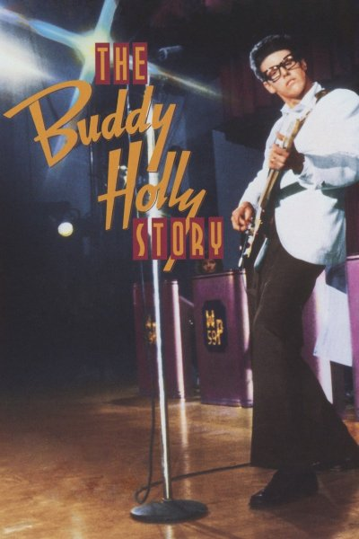 buddy holly story poster