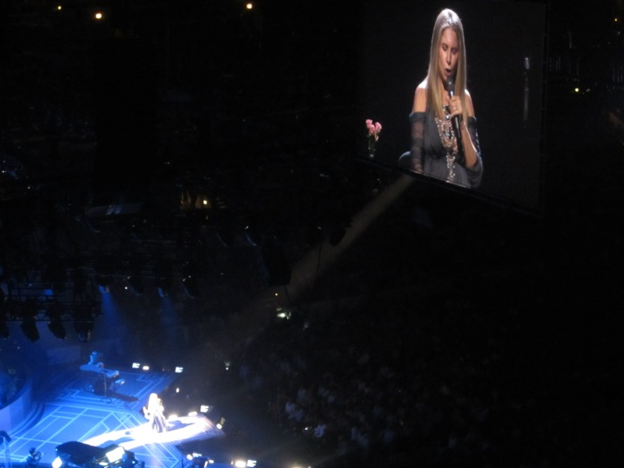 In concert at the United Center