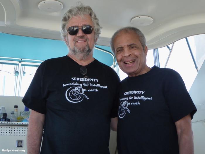 Tom and Garry