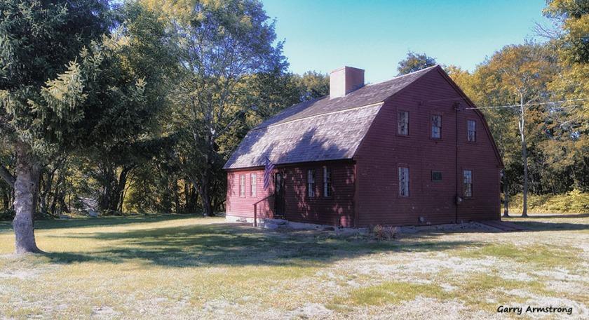Farnum House, 1710