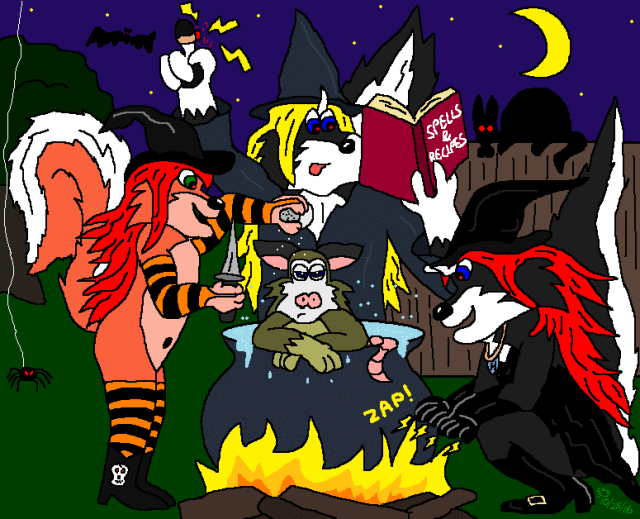 halloweenwitches