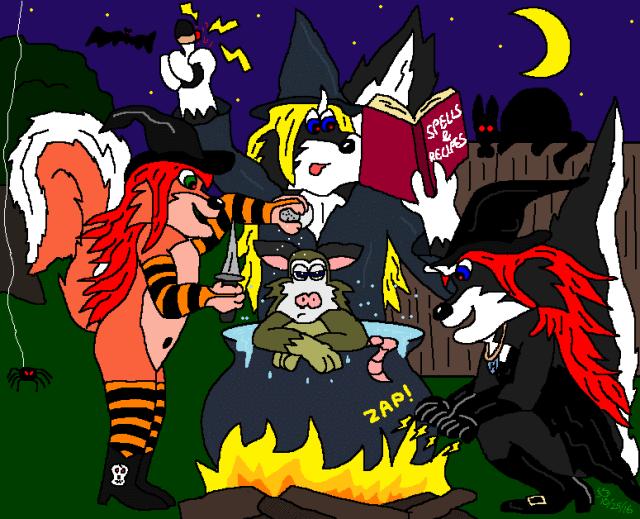 halloweenwitches