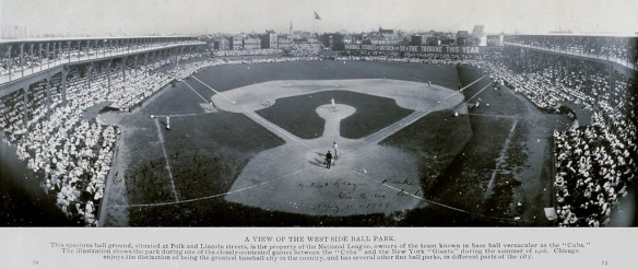 1908 Giants vs. Cubs