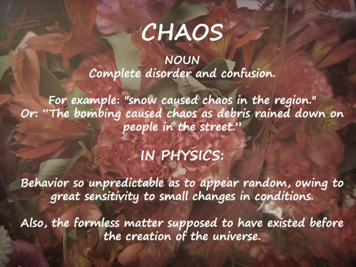 72-chaos-definition