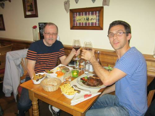 French cuisine and fine wine