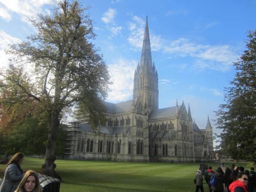 Salisbury Catherdral
