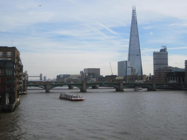 Formerly London Bridge Tower