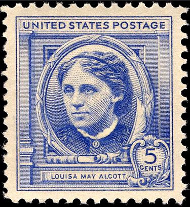 louisa_may_alcott_5c_1940_stamp