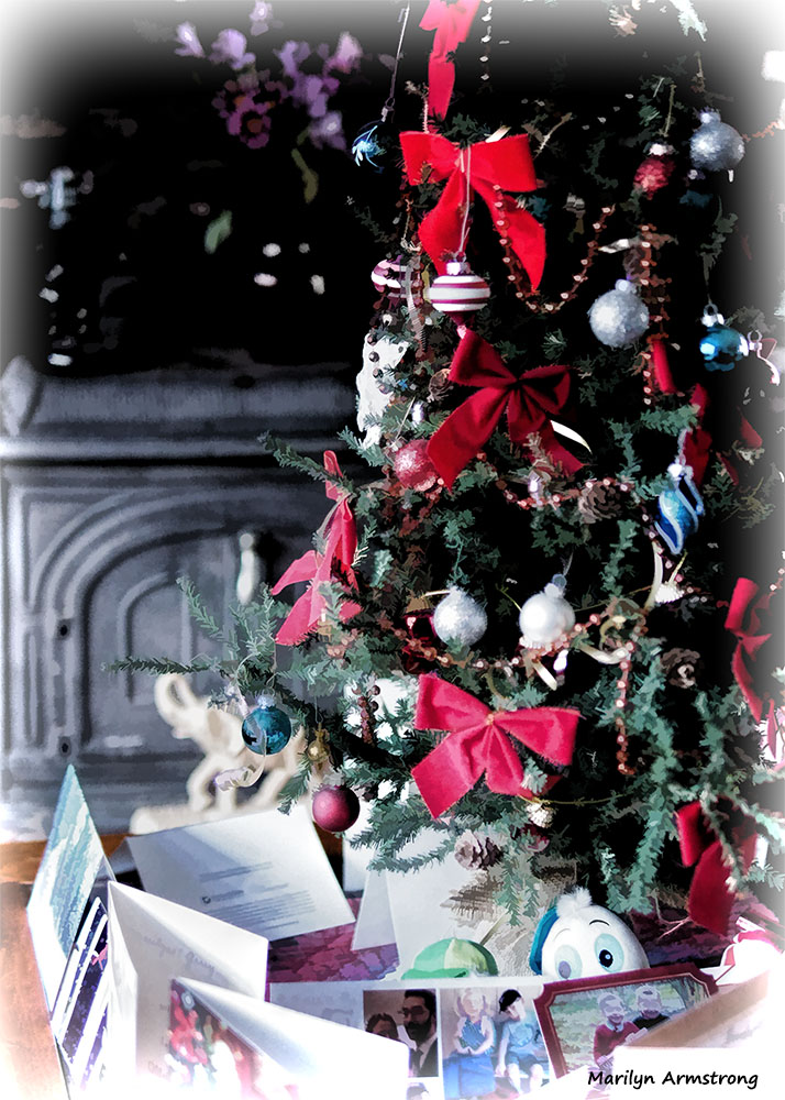 Oh Christmas Tree - miniature model