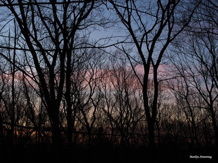 Sunrise - Winter Solstice - New England