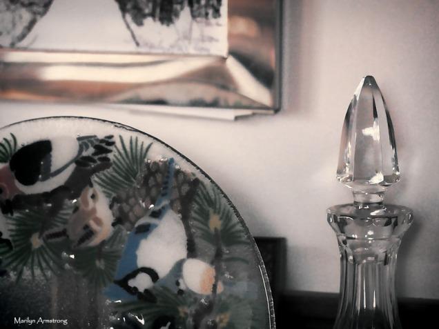 Glass and crystal