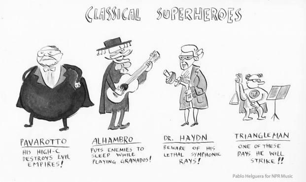 classical-superheroes