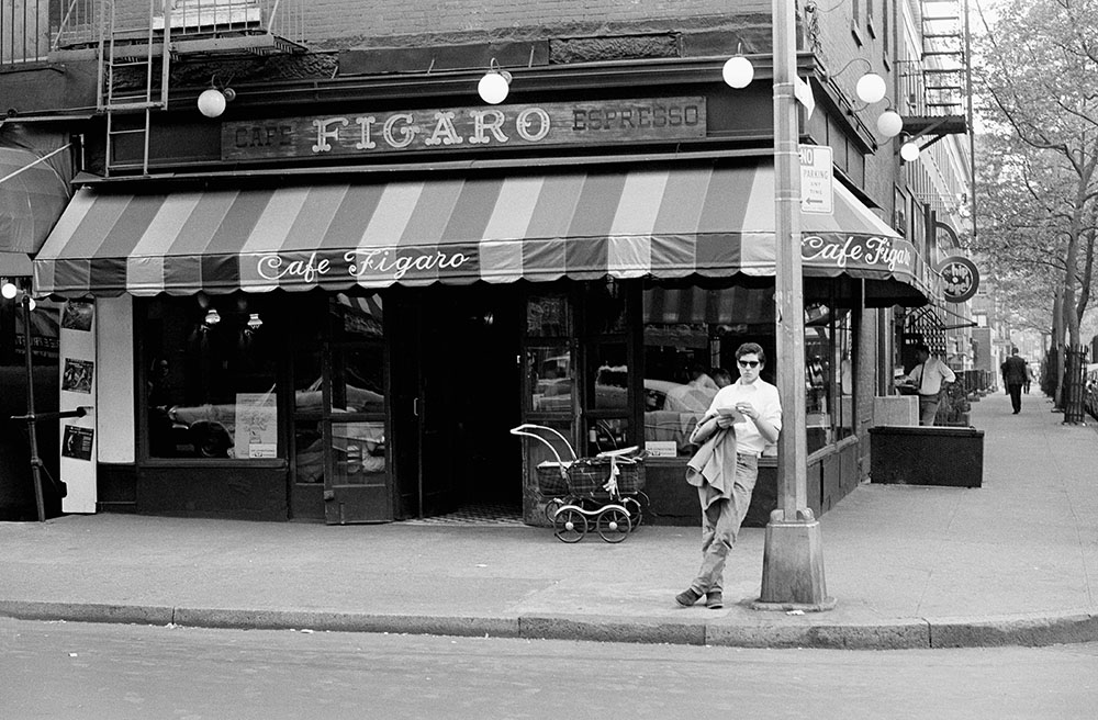 Figaro Cafe New York