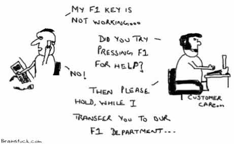 customer-service-f1-for-help