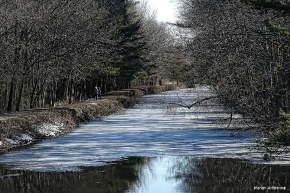 February canal
