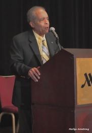 At Broadcasting Hall Of Fame, September 2013