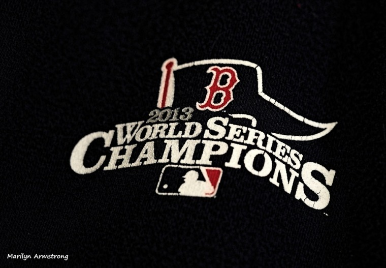 Boston Red Sox and it's almost spring again