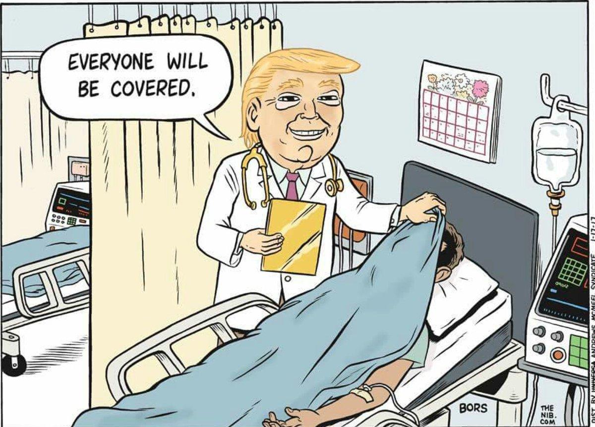 trumpcare-humor-cartoon – Serendipity Seeking Intelligent ...