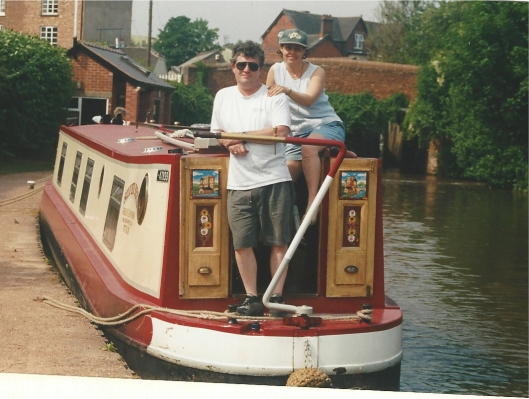 canal -boats