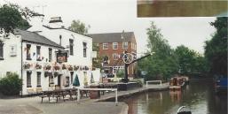 Canal side pub