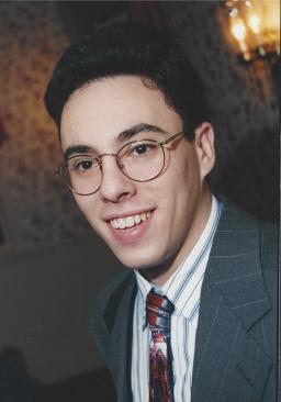 David at 18