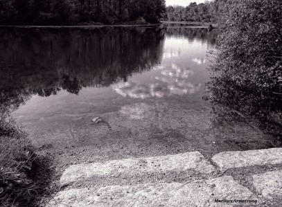 Roaring Dam - Blackstone