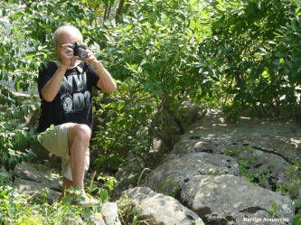 Garry, photographer - Photo: Marilyn Armstrong