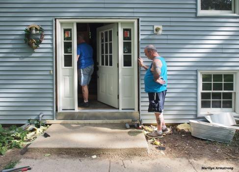 Yup, it's a door!