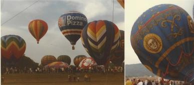 Santa Fe - 2 balloons