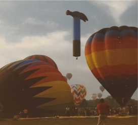 Santa Fe - balloon hammer