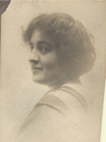 Young Sarah in Russia