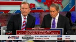 shocked CBS reporters