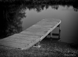 Dock on the-Blackstone River