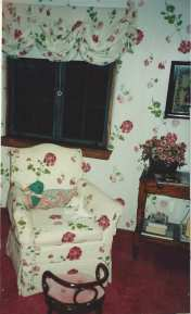 My bedroom in CT from my teenge years