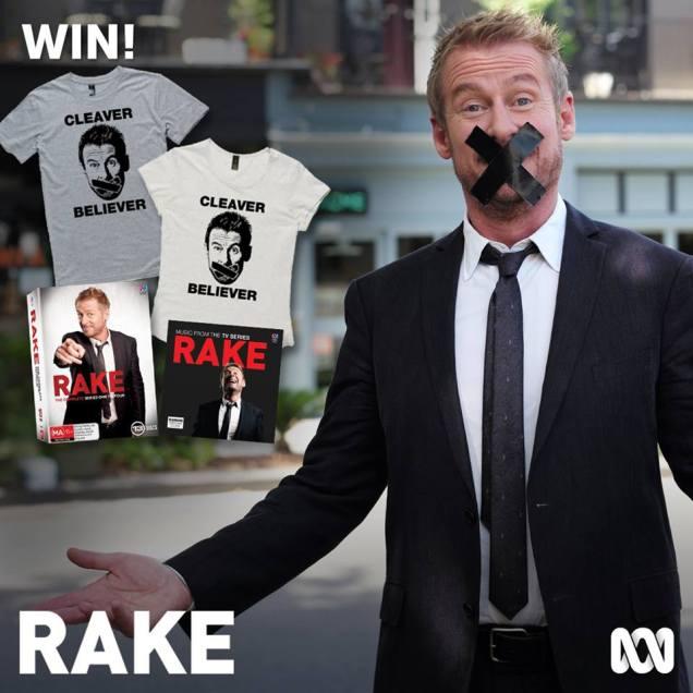 rake tv show