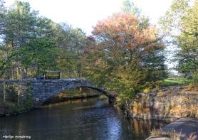 Bridge over the Blackstone