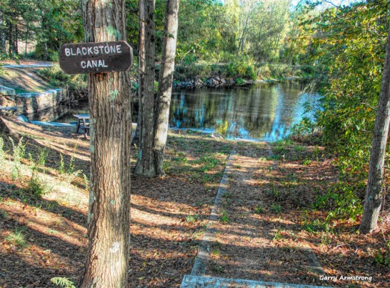 Blackstone Canal - Photo: Garry Armstrong