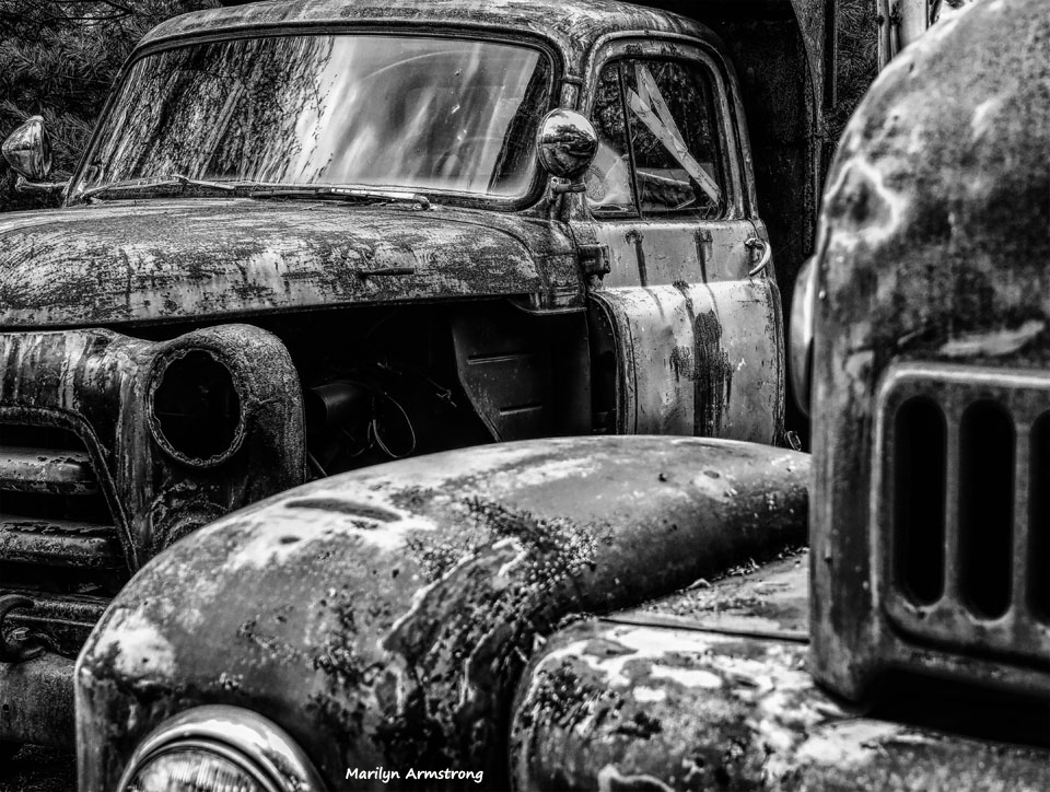 CEE\'S CARS, TRUCKS AND MOTORCYCLES IN BLACK AND WHITE – Serendipity ...