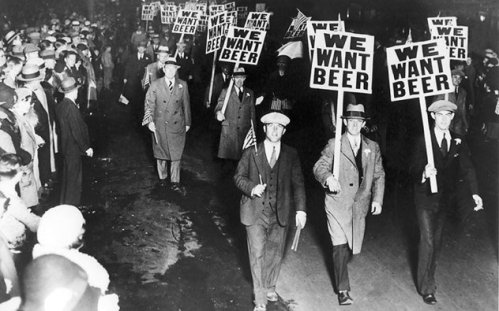 prohibition-we want beer