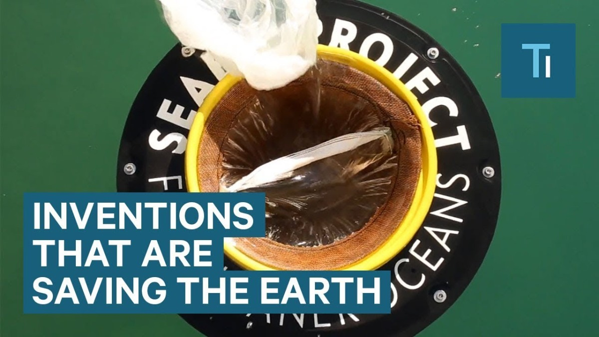 10 Cool Inventions That Are Saving The Earth