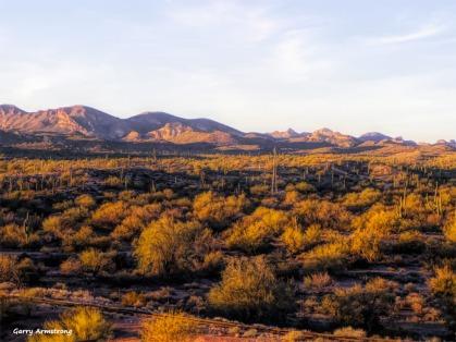 Frontier in Arizona