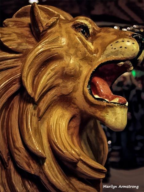 Lion - Roar!
