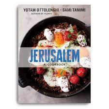 Jerusalem a cookbook