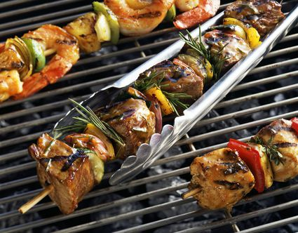 Middle eastern barbeque