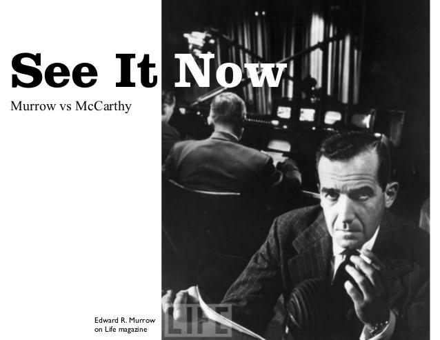 murrow mcCarthy
