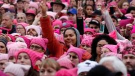 million woman march 2018