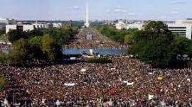 million woman march